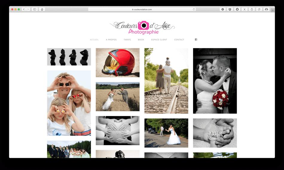 couleursdalice portfolio bldwebagency agence web