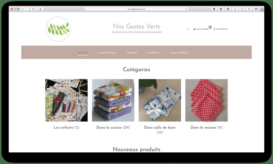 nosgestesverts portfolio bldwebagency agence web