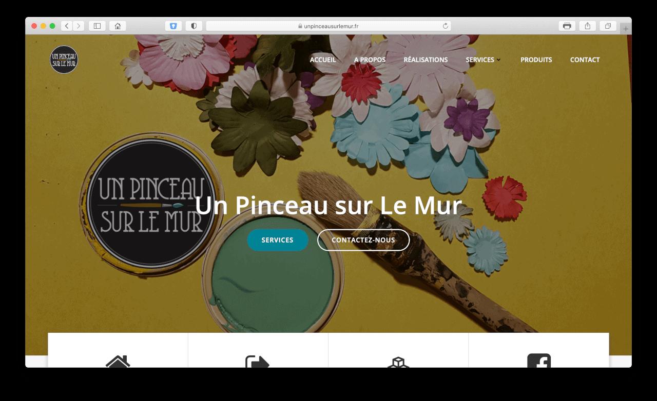 unpinceausurlemur cover web artiste peintre