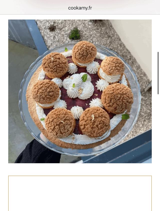cookamy bldwebagency cake design